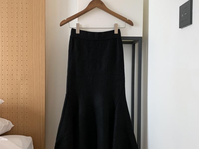 內搭魚尾裙