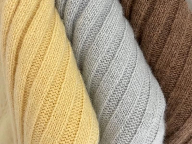 小個性兩件式高領毛衣